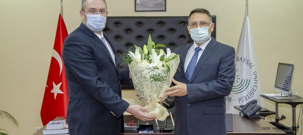 Hemşehrimiz Prof. Dr. Ekrem Gürel Dekanlık Görevine Atandı