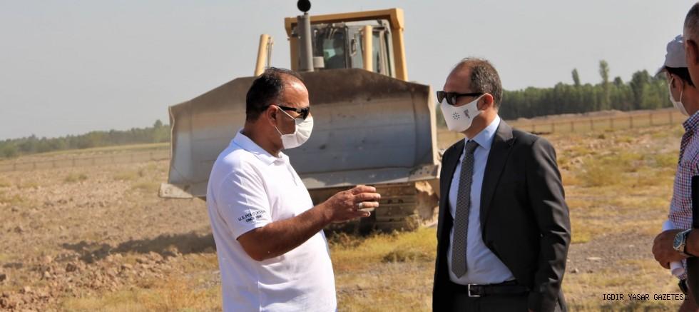 Iğdır'da Tarımın Yeni Yüzü: Tarım Açık Cezaevi Projesi