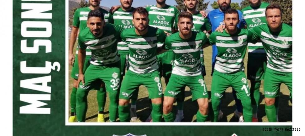 Iğdırspor'dan 3. Lige Süper Başlangıç